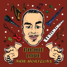 "Richie Love ""Feelin' Good About Myself"""